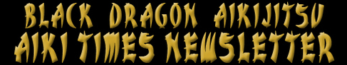 Black Dragon Logo
